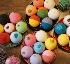 12 Bath Bombs. Perfect Gift Set.